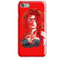 Helena Bonham Carter iPhone Case/Skin