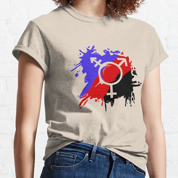 Polyamorist trans  Classic T-Shirt