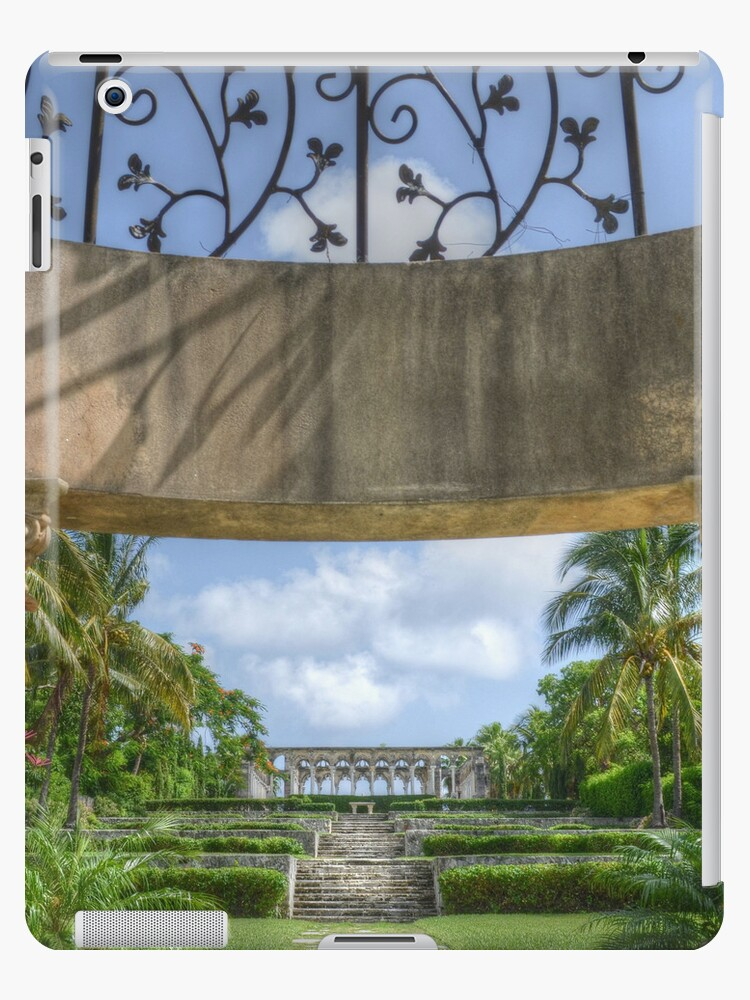 The Cloisters in The Bahamas | iPad Case by Jeremy Lavender Photography