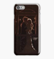 Black Out iPhone Case/Skin