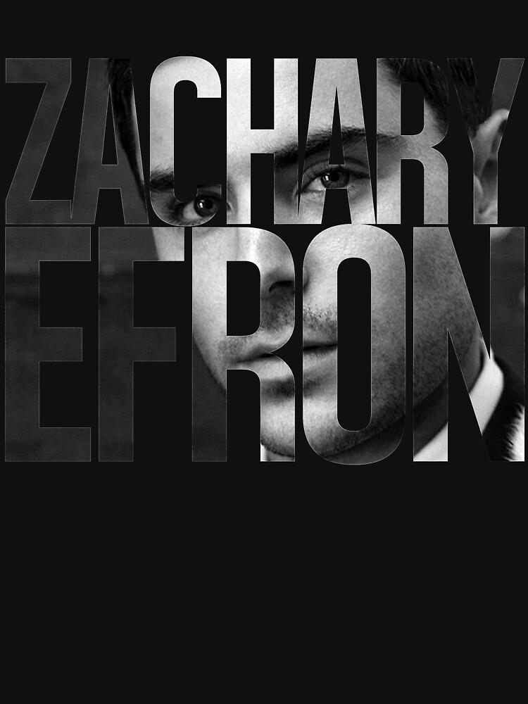 Zachary Efron | Unisex T-Shirt