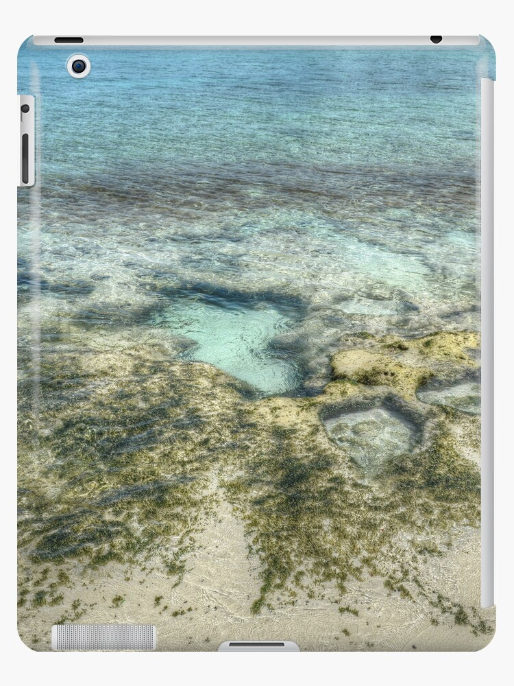 Caribbean Sea | iPad Case by Jeremy Lavender Photography
