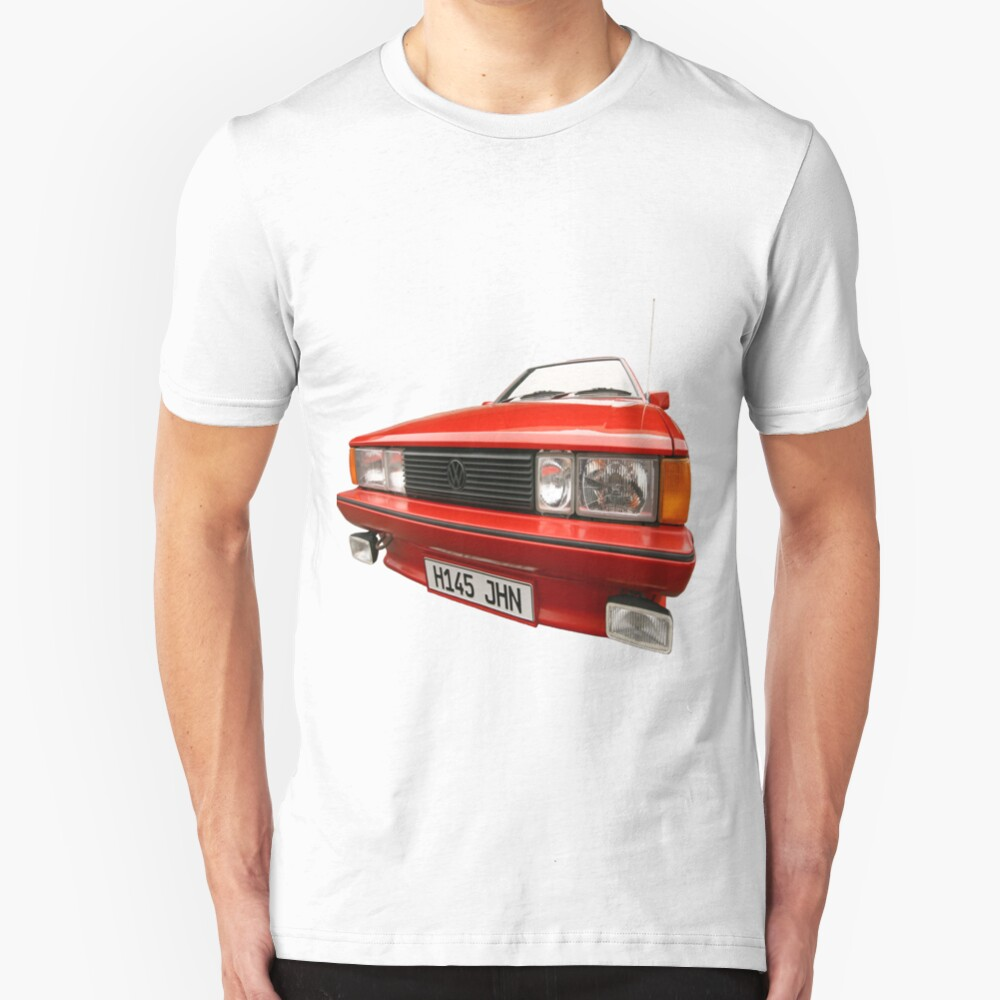VW Scirocco Slim Fit T-Shirt