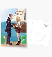 I'll always pick you Postcards