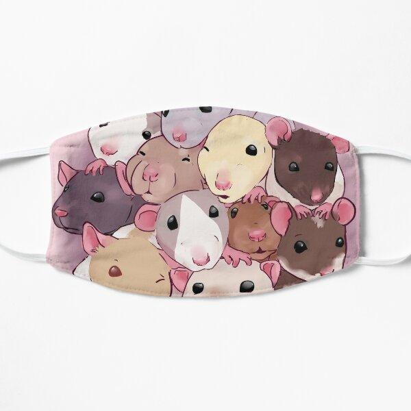 Rat Pile Flat Mask