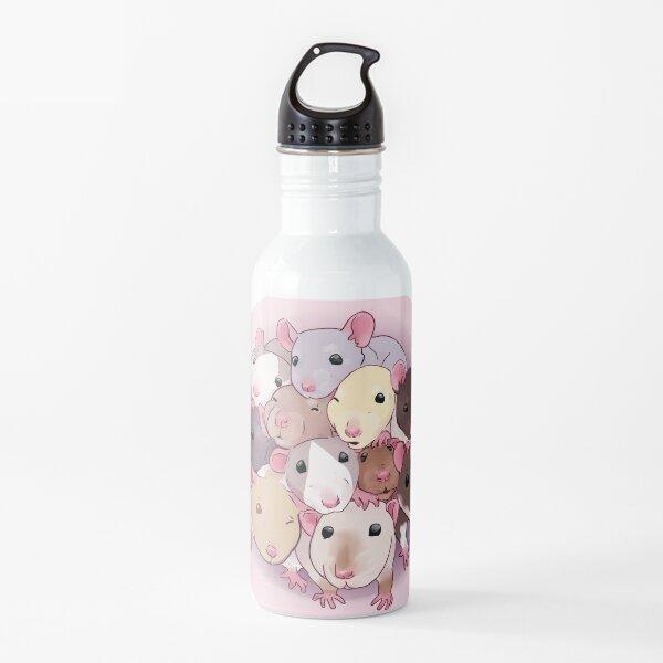 Rat Pile Water Bottle