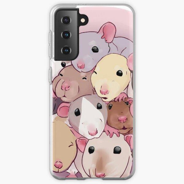 Rat Pile Samsung Galaxy Soft Case