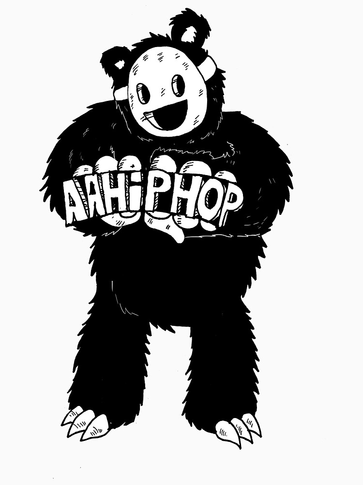 AAHIPHOP Love/Hate Bear by aahiphop