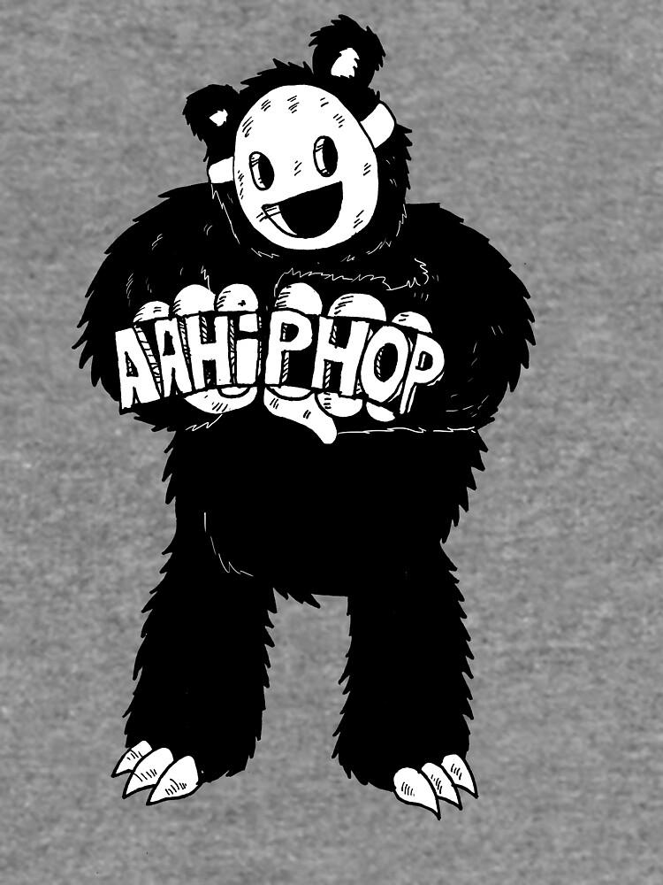 AAHIPHOP Love/Hate Bear by aahiphop