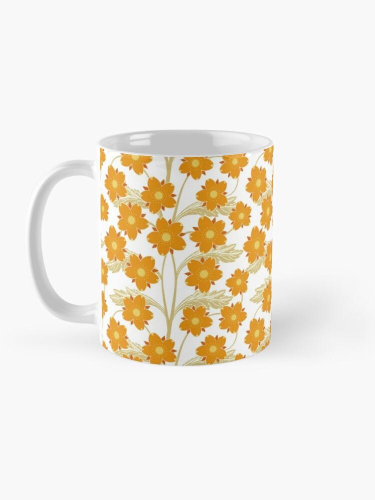 Alternate view of Flowers for Kathy Mug
