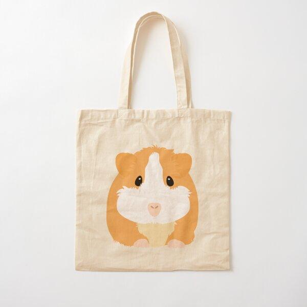 Guinea pig long handle tote bag