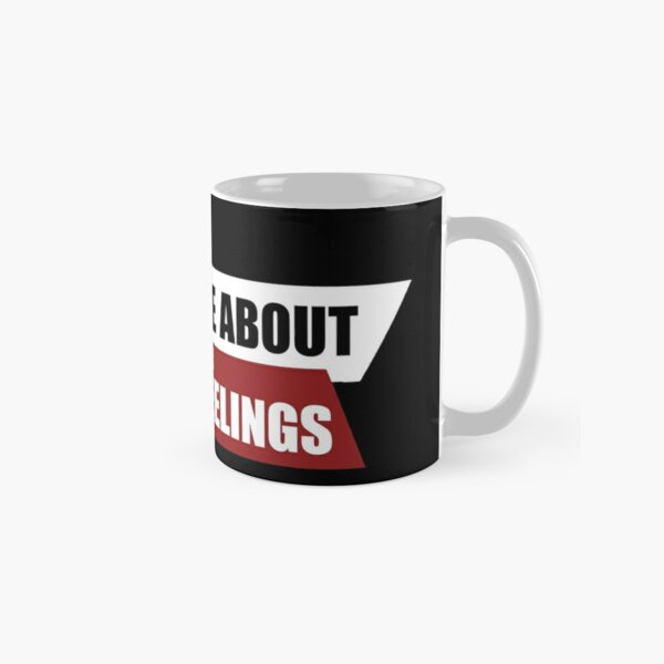 Facts Don't Care About Your Feelings - Ben Shapiro Show Classic Mug