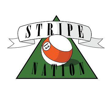 Stripe Nation by DubstepDrop