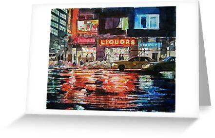 Liquors by Roman Scott