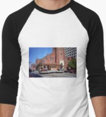 San Francisco Cable Car Men's Baseball ¾ T-Shirt