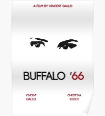 Buffalo '66 Alternate Film Poster Poster