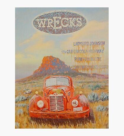 Wrecks Photographic Print