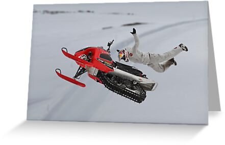 Snowmobile Tricks by Patricia Jacobs DPAGB LRPS BPE4
