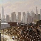 Manhattan Project by Roman Scott