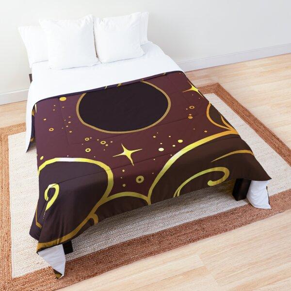 Golden Moons : New Moon Comforter