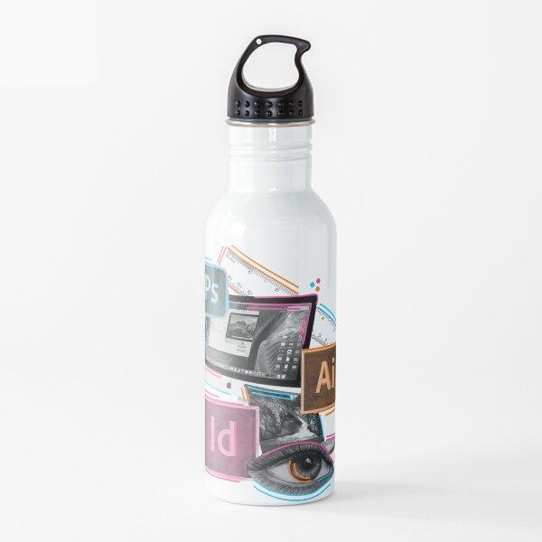 Desktop-Publishing Trinkflasche
