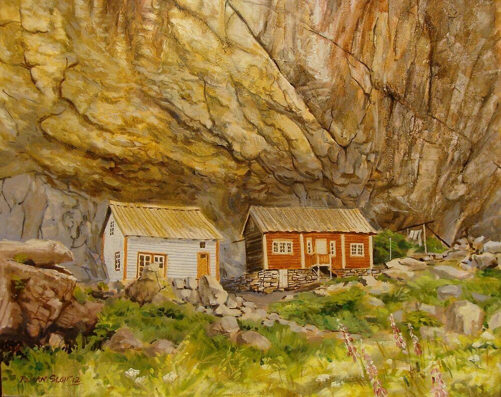 Under Helleren by Roman Scott