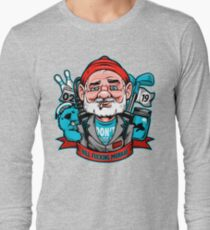 Bill Effing Murray Long Sleeve T-Shirt