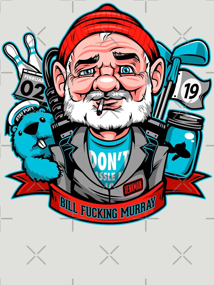 Bill Effing Murray | Unisex T-Shirt