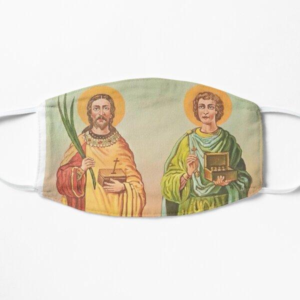 Holy healers Cosmas and Damian Flat Mask