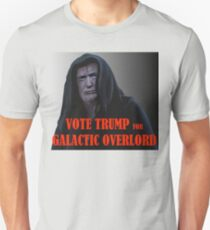 Donald TRUMP for Galactic Overlord Unisex T-Shirt