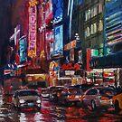 42nd Street by Roman Scott