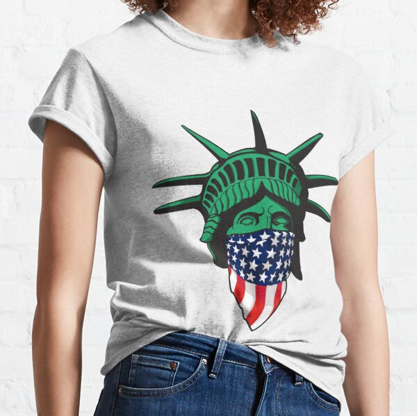 Statue of Liberty USA Classic T-Shirt