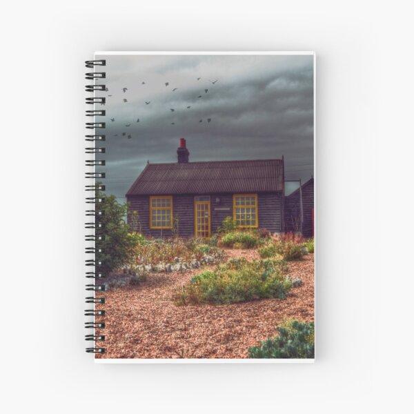Prospect Cottage Spiral Notebook