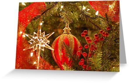 Beautiful Hidden Christmas Ornament by mum3too