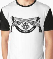 Non timebo mala II - Samuel Colt  (Supernatural) Graphic T-Shirt