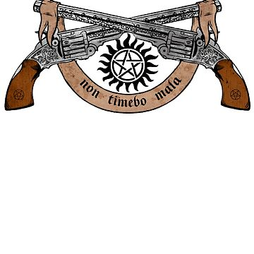Non timebo mala III - Samuel Colt (Supernatural) by Raika