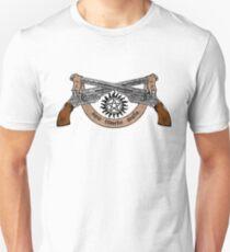 Non timebo mala III - Samuel Colt (Supernatural) Unisex T-Shirt