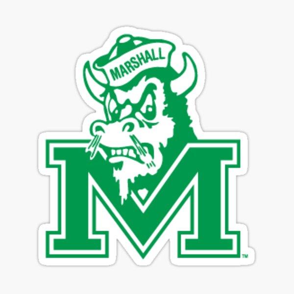 Marshall University Sticker Sticker