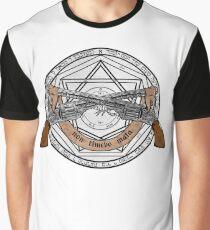 Non timebo mala V - Samuel Colt (Supernatural) Graphic T-Shirt