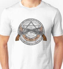 Non timebo mala V - Samuel Colt (Supernatural) Unisex T-Shirt