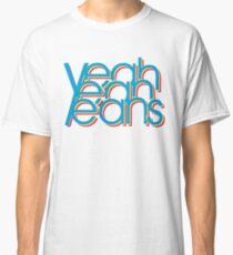 Yeah Yeah Yeahs 2 Classic T-Shirt