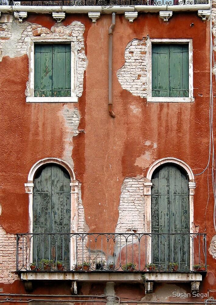 windows of Venice 6 by Susan Segal