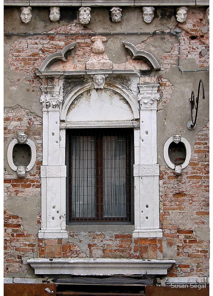 windows of Venice 7 by Susan Segal