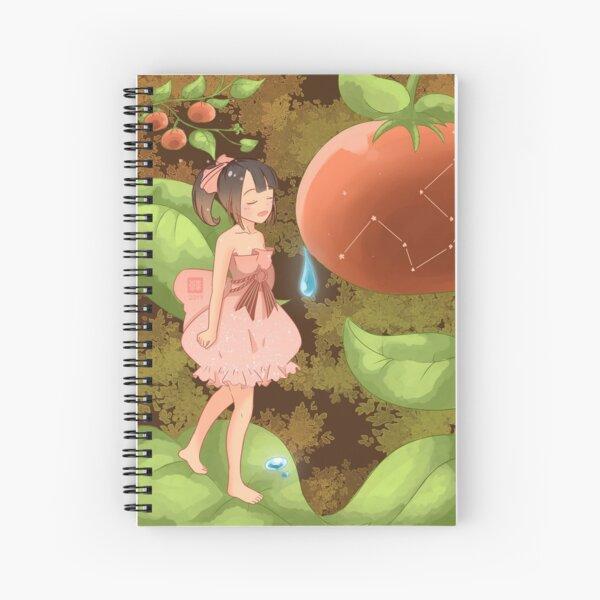 Deep Forest Spiral Notebook