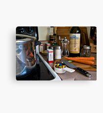 Pirate Stew Canvas Print