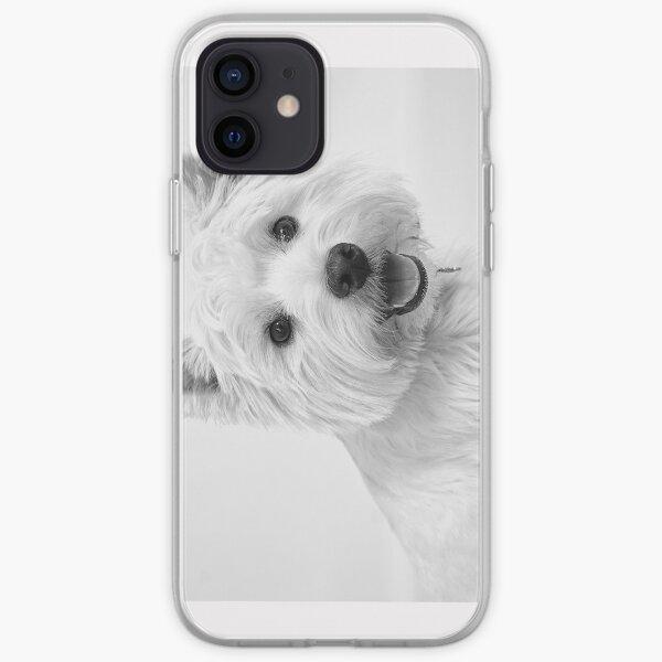 westie iphone case  iPhone Soft Case