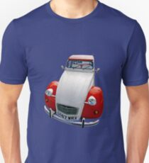 Citroen 2CV Dolly Unisex T-Shirt