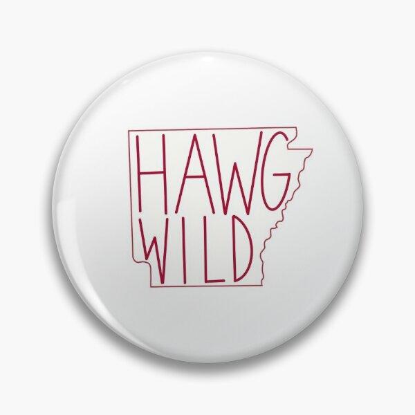 Hawg Wild Arkansas Pin