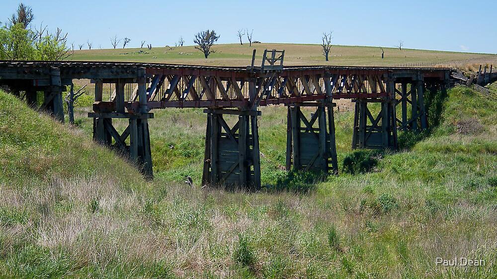 The Rickety Rail 2 by Paul Dean