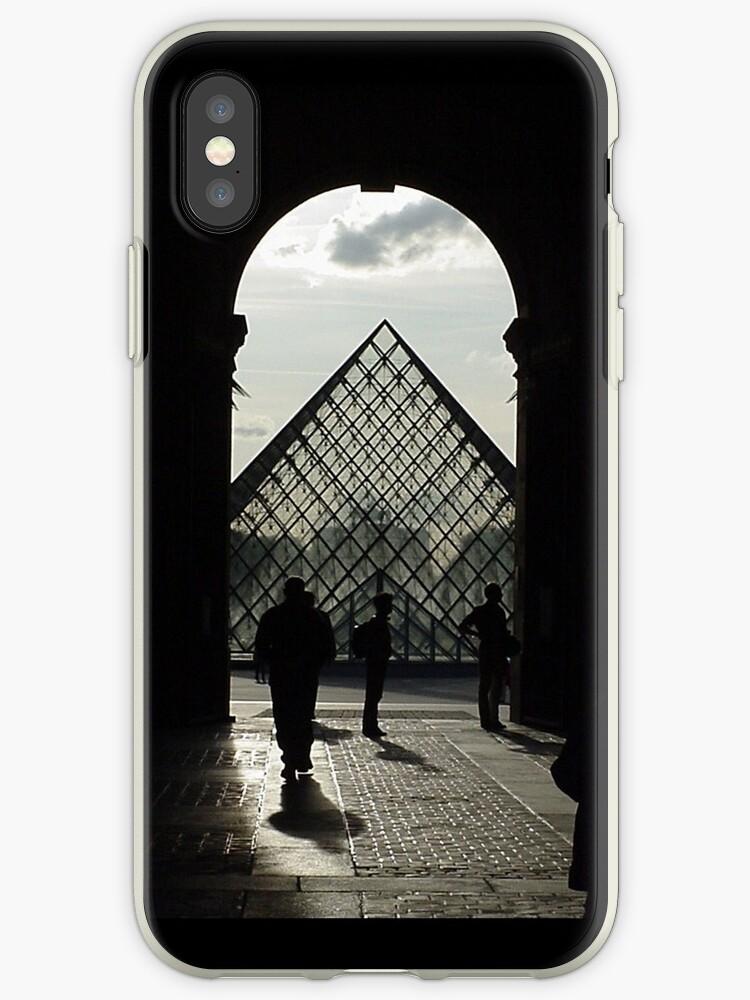 Louvre, Paris by Susan Segal